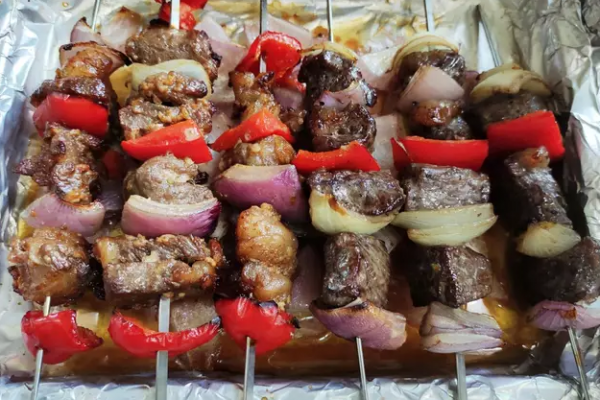 """Beef Kabob"", easy to make, delicious"