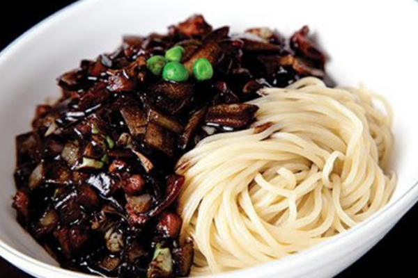 "Recipe for making ""Jajangmyeon"""