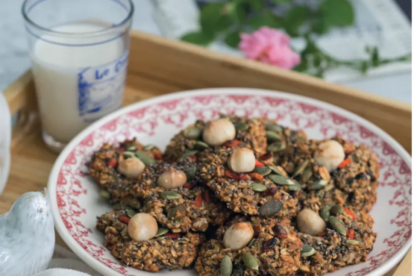 Soft Cookies Granola, health food